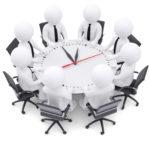 table horloge